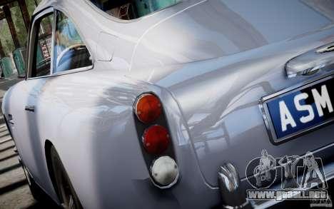 Aston Martin DB5 1964 para GTA 4 left