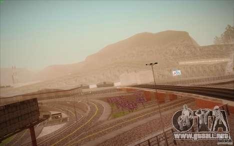 New San Fierro Airport v1.0 para GTA San Andreas séptima pantalla