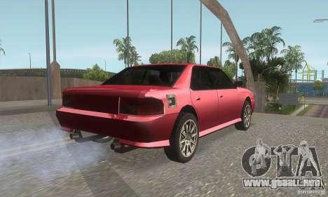 New Sultan HD para la visión correcta GTA San Andreas