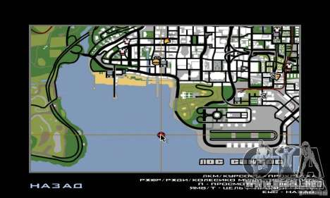 Lost Island para GTA San Andreas séptima pantalla