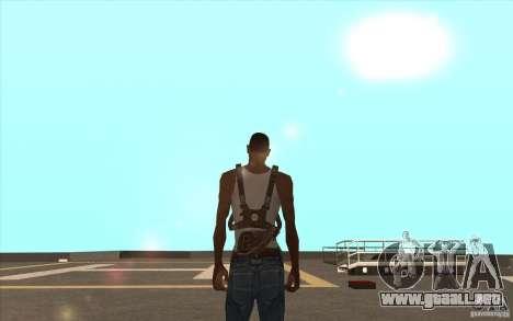 Paracaídas para GTA San Andreas segunda pantalla