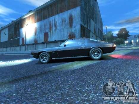 Chevrolet Camaro Z28 para GTA 4 left