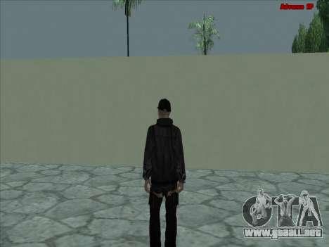 GuF para GTA San Andreas sucesivamente de pantalla