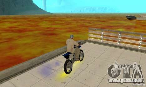 SpecDefekty para GTA San Andreas octavo de pantalla