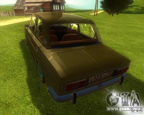 2106 VAZ retro para GTA San Andreas left
