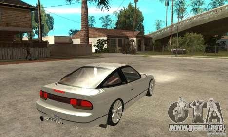 Nissan Silvia S14 1993 para la visión correcta GTA San Andreas