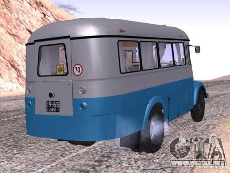 KAVZ 651A para GTA San Andreas left