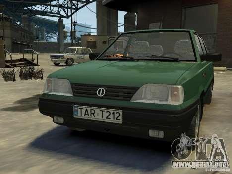 FSO Polonez para GTA 4 left