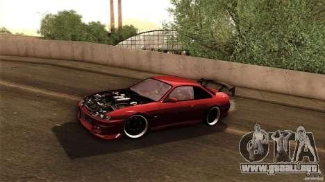 Nissan 200sx para la vista superior GTA San Andreas