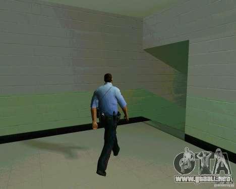 Azeri Polis para GTA San Andreas sucesivamente de pantalla
