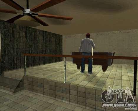Nuevas muestras de Lil taberna para GTA San Andreas