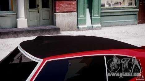 Pontiac GTO 1965 v1.1 para GTA motor 4