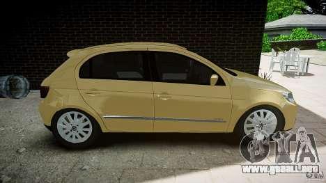 Volkswagen Gol 1.6 Power 2009 para GTA 4 left
