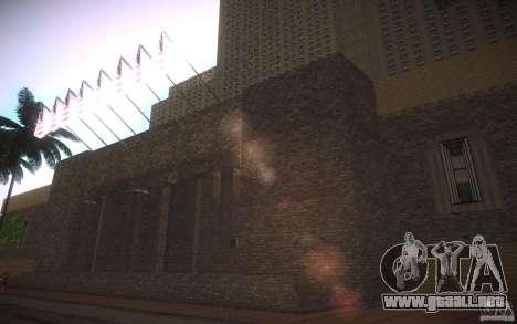 Meria HD para GTA San Andreas segunda pantalla