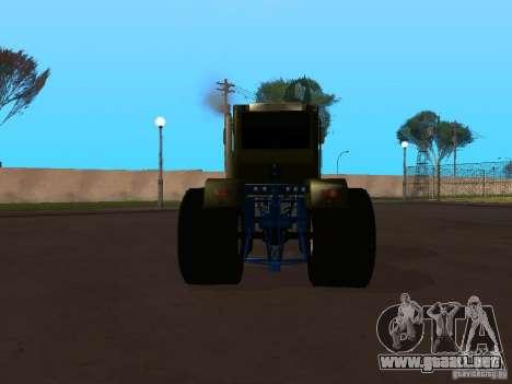 JTA 220 para GTA San Andreas vista posterior izquierda