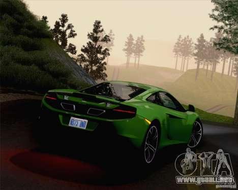 ENBSeries by ibilnaz v 3.0 para GTA San Andreas octavo de pantalla