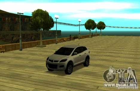 Mazda CX7 para la visión correcta GTA San Andreas