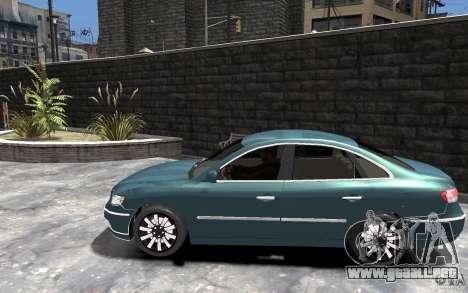 Hyundai Azera 2008 para GTA 4 left