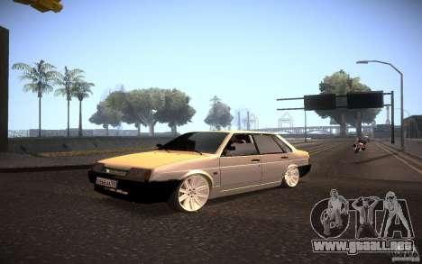 VAZ 21099 estilo Tuning para GTA San Andreas