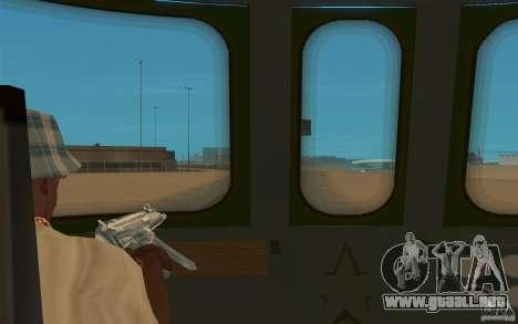 New Graffity Train para la visión correcta GTA San Andreas
