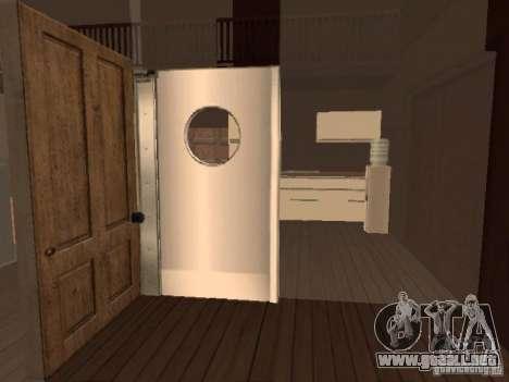 Villa en San Fierro para GTA San Andreas séptima pantalla