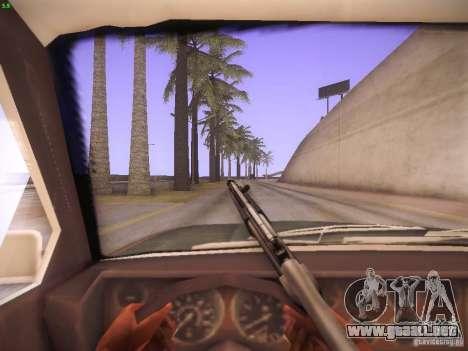 CamHack v1.2 para GTA San Andreas segunda pantalla