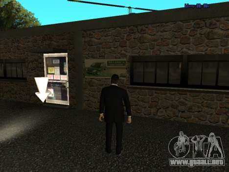 HD Autoschool  v1.0 para GTA San Andreas