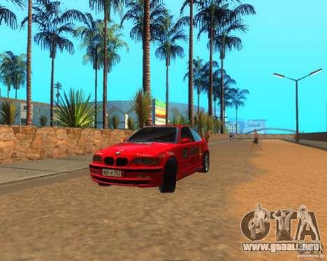 BMW 318i E46 2003 para GTA San Andreas