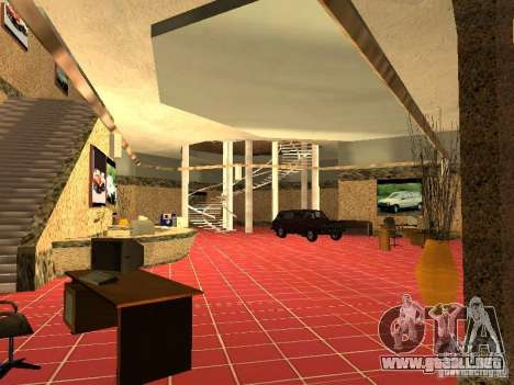Auto VAZ para GTA San Andreas tercera pantalla