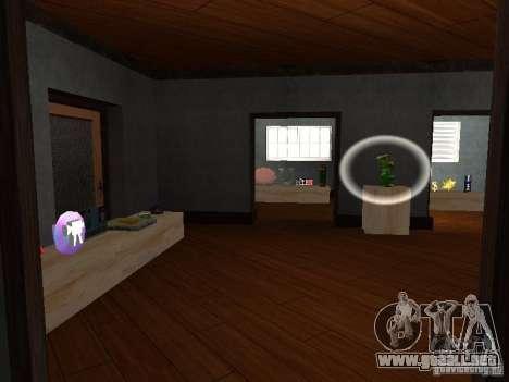 GTA Museum para GTA San Andreas quinta pantalla