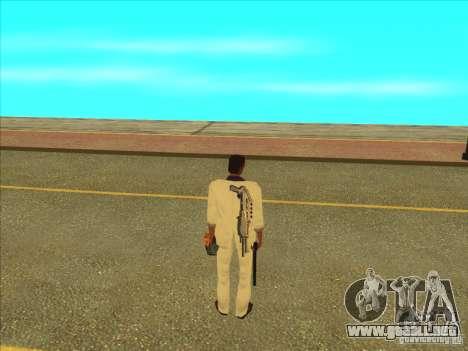 Lance para GTA San Andreas segunda pantalla