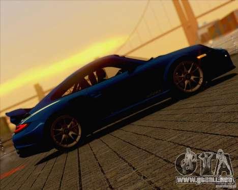 SA_NGGE ENBSeries v1.1 para GTA San Andreas sucesivamente de pantalla