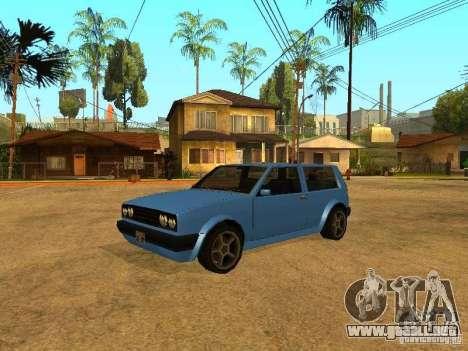 Desovar coches para GTA San Andreas séptima pantalla