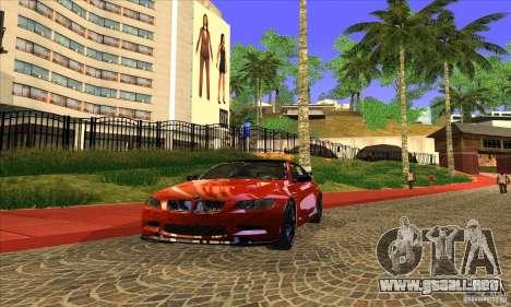 Tropick ENBSeries por Jack_EVO para GTA San Andreas segunda pantalla
