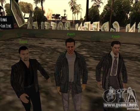 Estrías blancas para GTA San Andreas