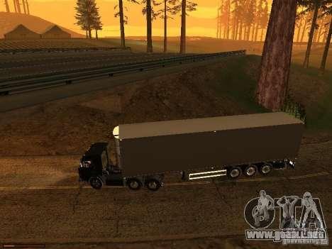 Remolque luces v3.0 para GTA San Andreas tercera pantalla