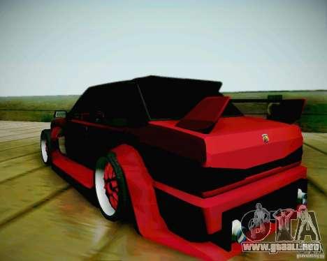 Tofas Dogan SLX DRIFT para GTA San Andreas left