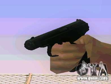 Weapon Pack v 5.0 para GTA San Andreas tercera pantalla