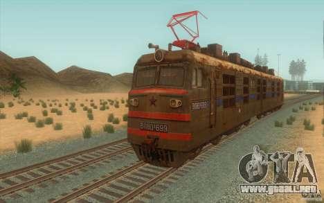 VL80k-699 para la visión correcta GTA San Andreas