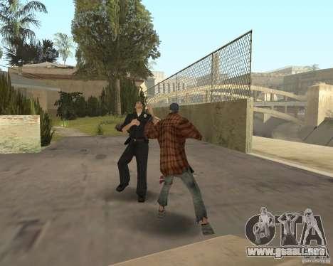 Locos vagos para GTA San Andreas tercera pantalla