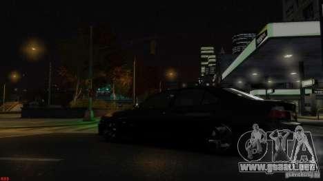 BMW M5 E39 AC Schnitzer Type II v1.0 para GTA 4 visión correcta
