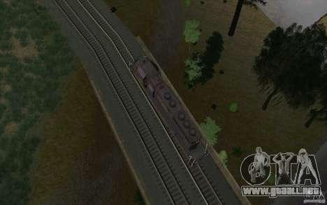 Clinchfield sd40 para visión interna GTA San Andreas