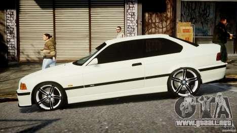 BMW e36 M3 para GTA 4 left