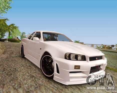 Improved Vehicle Lights Mod v2.0 para GTA San Andreas segunda pantalla