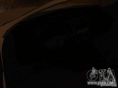 Skoda Octavia para las ruedas de GTA San Andreas