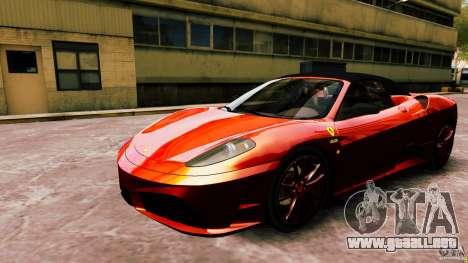 Ferrari 430 Spyder v1.5 para GTA 4