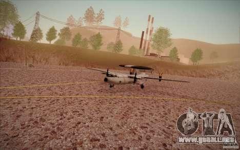 New San Fierro Airport v1.0 para GTA San Andreas quinta pantalla