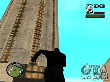Casa a 5 cadetes del juego Star Wars para GTA San Andreas tercera pantalla