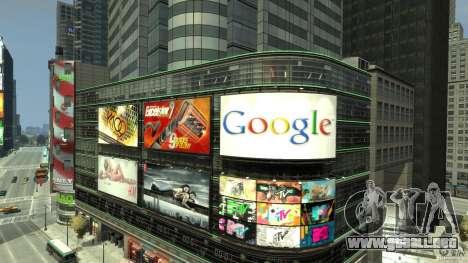 Time Square Mod para GTA 4 séptima pantalla
