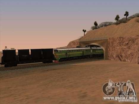 2te10u-0238 para la visión correcta GTA San Andreas